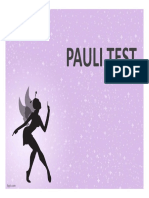 UAS - Skoring Pauli