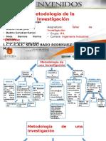 Metodologia de Una Investigacion