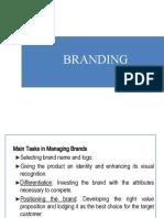 Session 16 Branding