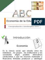 Economía de la Educación.pptx