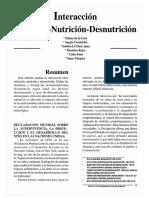 Articulo de Desnutricion
