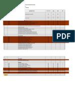 Copy of Penerimaan dan Regasifikasi LNG Bali - Engineering Doc  MH EDITED OFFSHORE PIPELINE.xls