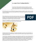 Comercial en blanco y negro Forex Trading Boletín - 5/24/06