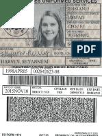 cpo scholarship - id card