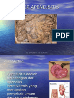 ASKEP APENDISITIS