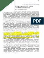 Ureter y Vejiga (Trigono)