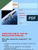 satelites de resolucion muy alta