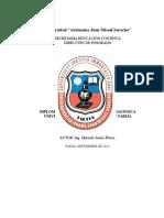 Diplomado en Teoría y Práctica Universitaria