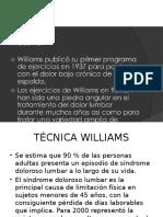 TÉCNICA WILLIAMS.pptx