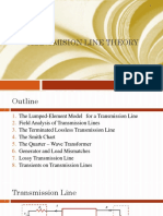 2.Transmission Line Theory