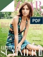 Harper's Bazaar - July 2015 UK