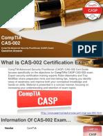 Examcollection CAS-002