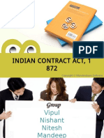 Indiancontract Act
