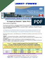 marathon de Québec