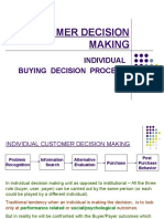 Customer Decision Making[1]