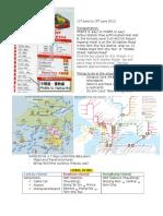 Hong Kong Macau Itinerary