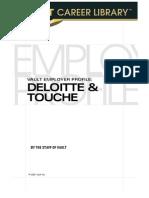 VEP- Deloitte & Touche 2003