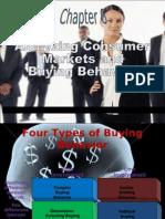 Consumer Market Behaviour