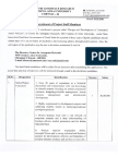 Notification Anna University Project Associate Technician Other Posts