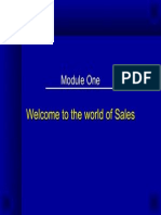 Sales and distribution Introduction 2