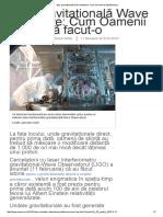 Epic gravitațională Wave detectare_ Cum Oamenii de știință facut-o.pdf
