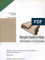 Museus, Ruinas e Paisagens - Regina Abreu