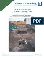 Dynamic Bus Facility, Chatham, Medway, Kent