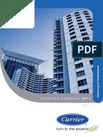 Catalogo Generale Carrier 2011