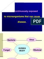 Iimmunology of Infection