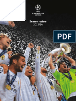 Uefa Champions League 2013-14 Review