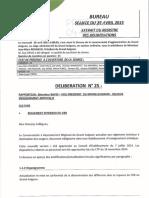 Règlement intérieur du Conservatoire du Grand Avignon