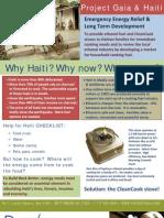 PGI Haiti Handout 3-10-10