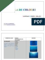 Tabla de Colores Final
