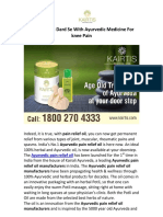 Ab Chutkara Dard Se With Ayurvedic Medicine For knee Pain
