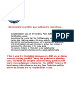 Smf Training Solutions Study Guide