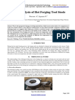 Tribo Analysis of Hot Forging Tool Steels-2068