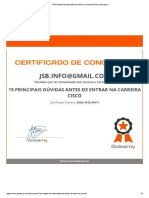 Aula apresentação Cisco