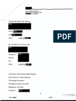 Pentagon Military Analysts Program Documents Obtained by The New York Times