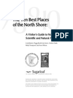 The Ten Best Places of the North Shore (306-star04-07)