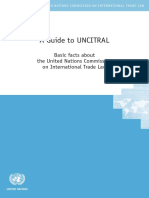 a Guide to Uncitral