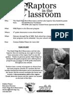Raptors in the Classroom (306-star09-07)