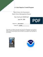 North Shore GIS Assessment North Shore Management Board (306-star-07)