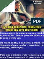 Missa Domingo Dia 24 de Janeiro