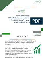 Navriti Corporate Profile