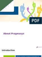 Pragmasys Consulting