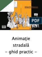 Animatie Stradala Pentru Schimbare Sociala