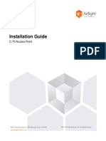 C-75 Installation Guide 7 0