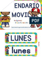 Calendario Movil Educlips PDF