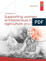 Supporting women entrepreneurs in agriculture 2012-2015