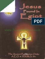 DrMalachiZ.york-Jesus Found in Egipt